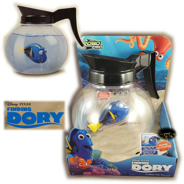 Zuru - Dory Small Playset (Coffee Pot)