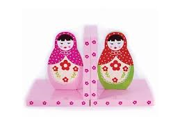 Old Street Trading - Russian Doll Bookends