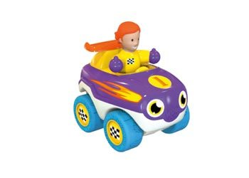 WOW Toys - Mini WOW - Izzy Car Racer