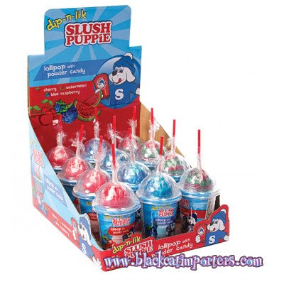 Koko's Slush Puppie Dip-n-lik  47g 12's.. - Candy - Exclusive Candy - Tevan Enterprises Confectionary