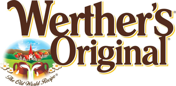 Werther's Original Chewy Caramels 128g 12's - Candy - Storck Canada Inc. - Tevan Enterprises Confectionary