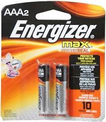 Energizer Max 2/AAA Batteries, Batteries, Classy Imports, [variant_title] - Tevan Enterprises