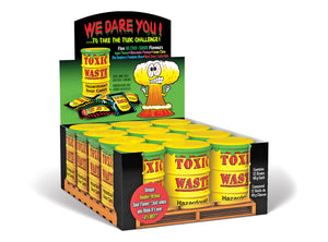 Exclusive Brands Toxic Waste Drum Sour 48g 12/12, Candy, Exclusive Candy, [variant_title] - Tevan Enterprises