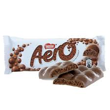 Aero Regular 42g 48 per box, Chocolate and Chocolate Bars, Nestle, [variant_title] - Tevan Enterprises