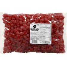 Allans Red Berries bulk 2.5kg,, Bulk Candy, Hershey's, [variant_title] - Tevan Enterprises