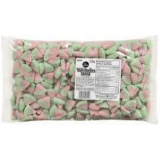 Allan Sour Watermelon Slices bulk 2.5kg bag