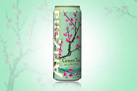 Arizona Green Tea/Honey & Ginseng 680ml 24's $1.29 label, Beverage, Arizona, [variant_title] - Tevan Enterprises