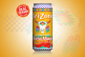 Arizona Mucho Mango 680ml, 24 per case $1.29 label, Beverage, Arizona, [variant_title] - Tevan Enterprises