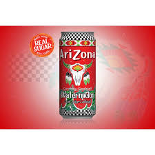 Arizona Watermelon Drink 680ml x 24, $1.29 label