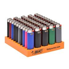 BIC Regular Lighters 50/bx, Supplies, Classy Imports, [variant_title] - Tevan Enterprises