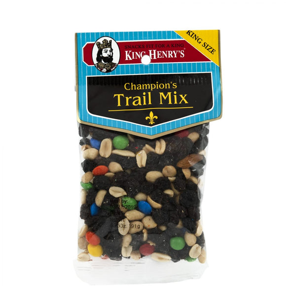 King Henry Champions Trail Mix, Snacks, King Henry, [variant_title] - Tevan Enterprises
