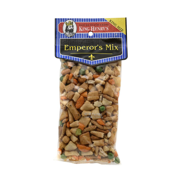 King Henry Emperor's Mix, Snacks, King Henry, [variant_title] - Tevan Enterprises