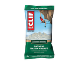 Clif Oatmeal Raisin Walnut Bar 68g 12/case