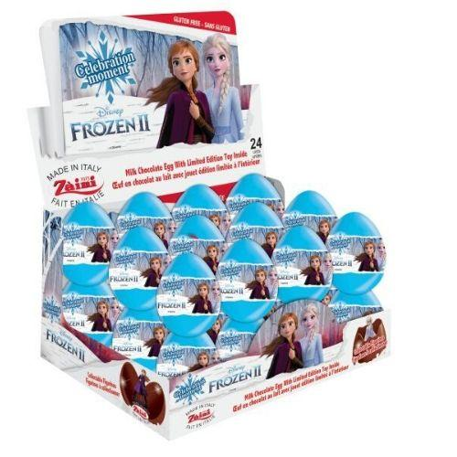 Regal Frozen 2 Chocolate Eggs 20g, 24's, Chocolate Eggs, Regal Canada, [variant_title] - Tevan Enterprises
