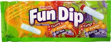 Fun Dip Triple Pack 36/bx