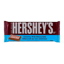 Hershey Milk Chocolate 45g 36's, Chocolate and Chocolate Bars, Hershey's, [variant_title] - Tevan Enterprises