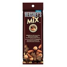 Hershey Snack Mix 56g 10s - Chocolate and Chocolate Bars - Hershey's - Tevan Enterprises Confectionary