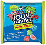 Jolly Rancher Fruity Sours 60g, 18's