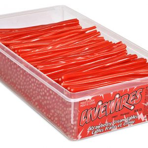 Livewire Cables - Strawberry 6g, 300's, Candy, Tosuta, [variant_title] - Tevan Enterprises