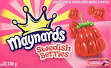 Maynards Swedish berries 100g 12 boxes/case, Candy, Mondelez (Cadbury), [variant_title] - Tevan Enterprises