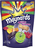 Maynards wine gums bulk candy 1kg - Candy - Mondelez (Cadbury) - Tevan Enterprises Confectionary