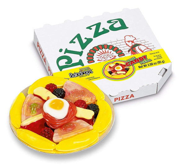 Pizza Mini Gummies 12/box, Candy, Exclusive Candy, [variant_title] - Tevan Enterprises