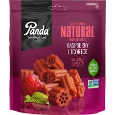 Panda Licorice - Raspberry 6/170g, Licorice, Terra Foods, [variant_title] - Tevan Enterprises