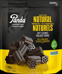 Panda Licorice - Original. 6/170g, Licorice, Terra Foods, [variant_title] - Tevan Enterprises