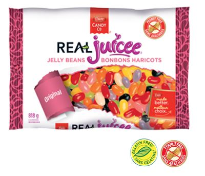 Dare Real Juicee Jelly Beans 12 x 818g, Candy, Dare Foods, [variant_title] - Tevan Enterprises