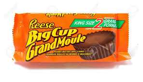 Reese Big Cups 79g 16's - Chocolate and Chocolate Bars - Hershey's - Tevan Enterprises Confectionary