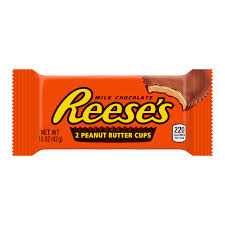 Reese Peanut Butter Cups 46g  48's - Chocolate and Chocolate Bars - Hershey's - Tevan Enterprises Confectionary