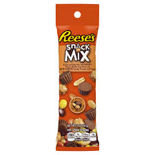 Reese Snack Mix Tube 56g 10's - Chocolate and Chocolate Bars - Hershey's - Tevan Enterprises Confectionary