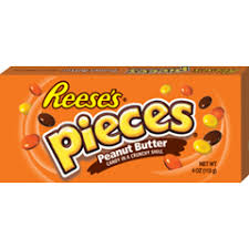 Reese's Pieces Big Box 105g 12's - Chocolate and Chocolate Bars - Hershey's - Tevan Enterprises Confectionary