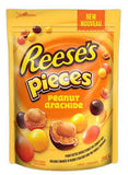 Reese's Pieces Peanut 200g 12 bags/box, Candy, Hershey's, [variant_title] - Tevan Enterprises
