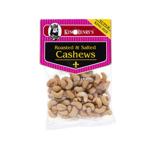 King Henry Roasted Salted Cashews