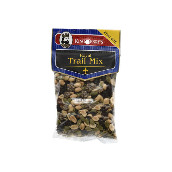 King Henry Royal Trail Mix, Snacks, King Henry, [variant_title] - Tevan Enterprises