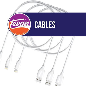 Volt 3ft Braided Type C Cable 25ct