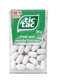 Tic Tac Fresh Mint 29g 12ct.. - Mints - Ferrero - Tevan Enterprises Confectionary