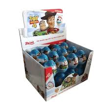 Regal Toy Story Chocolate Eggs 20g, 24's, Chocolate Eggs, Regal Canada, [variant_title] - Tevan Enterprises