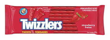 Twizzler Strawberry 227g 24's
