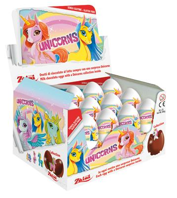 Regal Unicorn Chocolate Eggs 20g, 24's, Chocolate Eggs, Regal Canada, [variant_title] - Tevan Enterprises