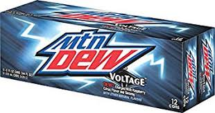 Mountain Dew Voltage 12/355ml