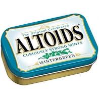 Altoids Tins Wintergreen - Imported 6's