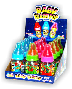 Baby Flash Pop 45g 12/12 - Candy - Exclusive Candy - Tevan Enterprises Confectionary