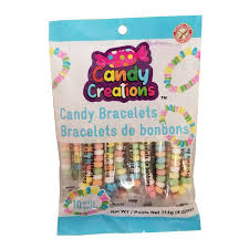 Candy Creations Candy Bracelet 114g 10/bag