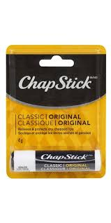 Chapstick Classic Original Lip Balm, 12/bx,, Supplies, Tevan Enterprises Ltd., [variant_title] - Tevan Enterprises