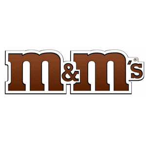 M&M Almond Chocolate Peg Top 110g 24's - Chocolate and Chocolate Bars - Mars Canada - Tevan Enterprises Confectionary