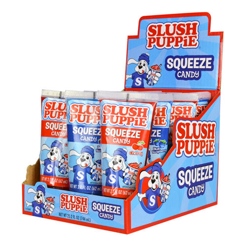 Koko's Slush Puppie Squeeze 12s, Candy, Exclusive Candy, [variant_title] - Tevan Enterprises