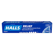 Halls ML Regular 9pc, 20s