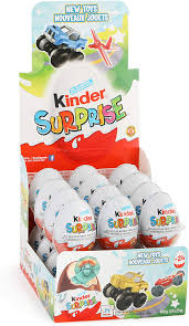 Kinder Surprise Classic 8/24